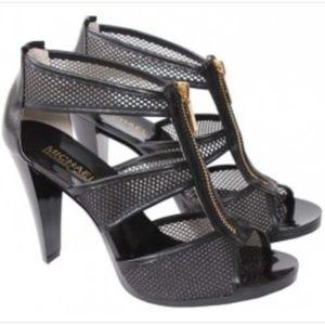 MICHAEL Michael Kors Berkley T-Strap High Heel